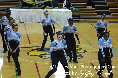 01/18/2014 Springbrook HS Poms Division 3 at Damascus HS,  Photos by Jeffrey Vogt Photography & Kyle Hall