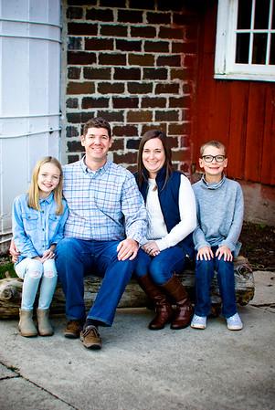 Robinson Family 2017