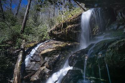 Second Prong Keener Creek