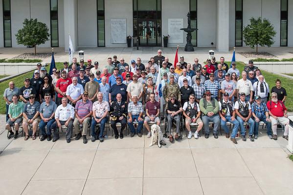 Stuhr Veterans Day 2019