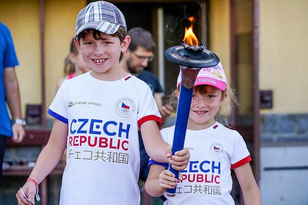 2020 PEACERUN in Czech Republic