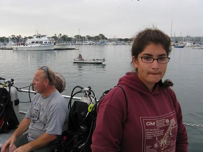 Scuba Diving Coronados Islands, August 2009