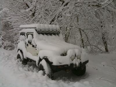 Snow Driving - 2-6-10