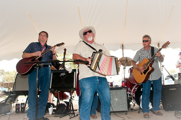 The Texas Paradise Band In Anderson