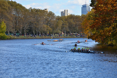 Head of the Charles October 21 2012