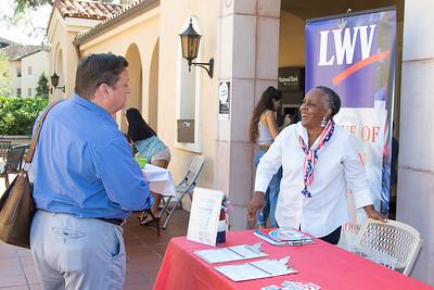 League Women Voters Rollins College FL