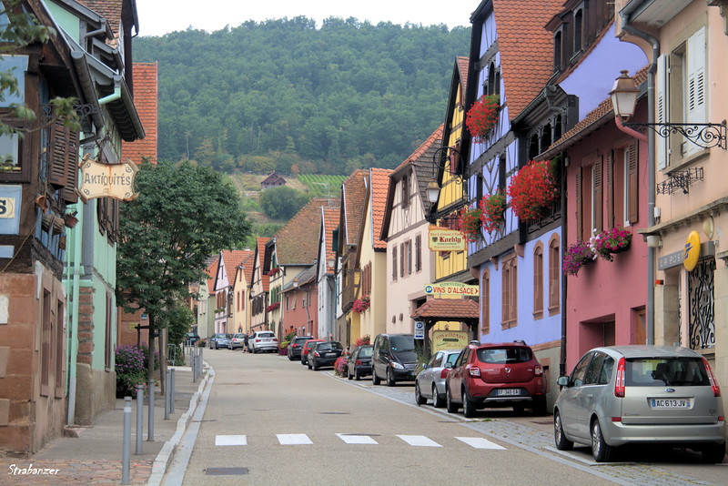 Kintzheim, Alsace, France, 09/03/2018