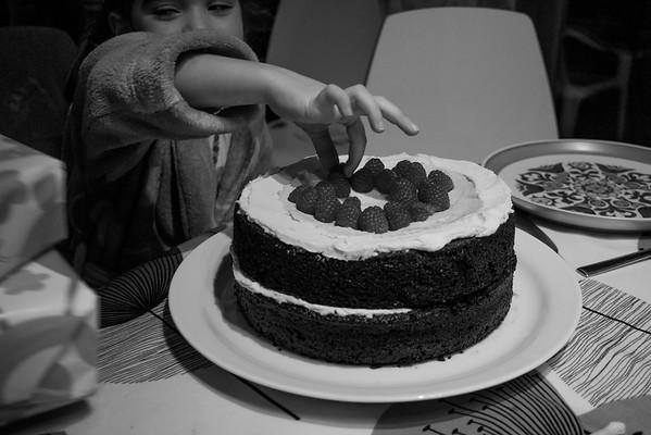 Anya's 4th birthday