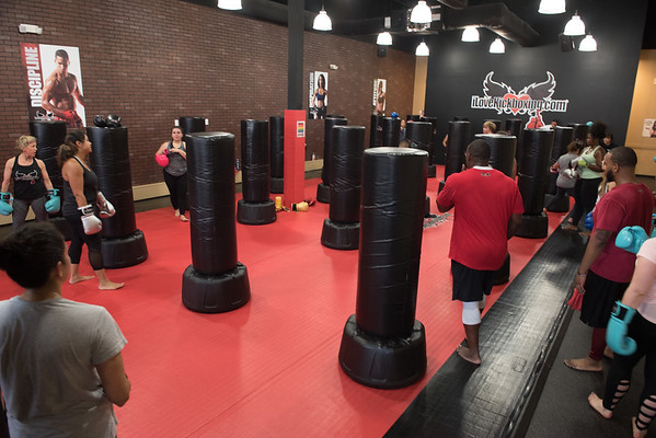ilovekickboxing.com Pearland Re-Grand Opening