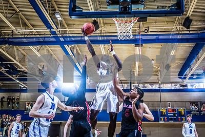 2018 BHS Basketball vs Bowdon