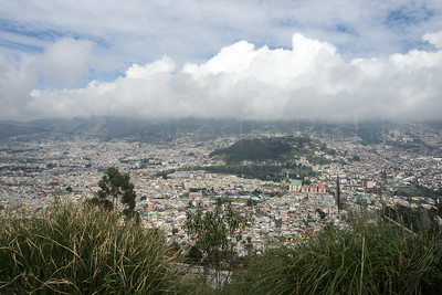 Quito to Puyo, with the Pachamama Alliance