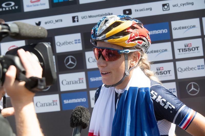 Pauline Ferrand Prevot (France) World Champion 2019 Women Elite