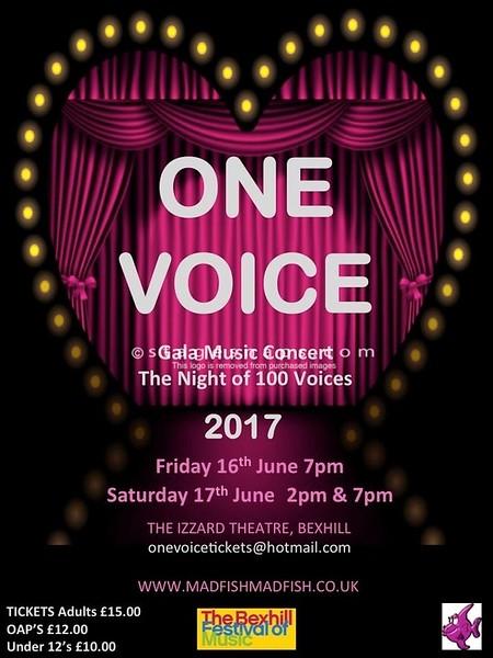 One Voice 2017