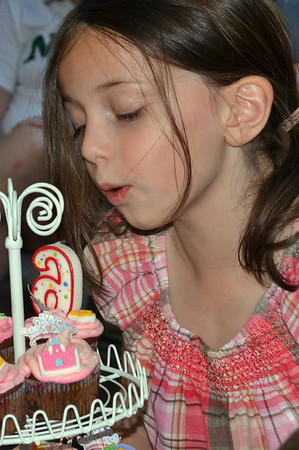 Tess 6th Birthday May 2012