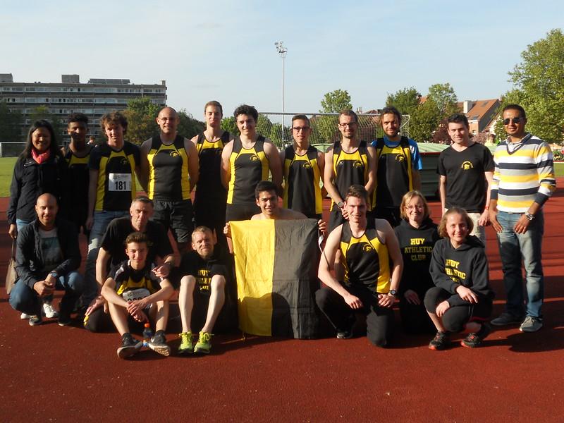 Interclubs TC hommes 2015