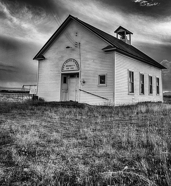 Dry Creek Schoolhouse