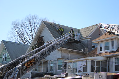 House fire - 556 Capitol Ave Bridgeport, CT - 3/21/2021