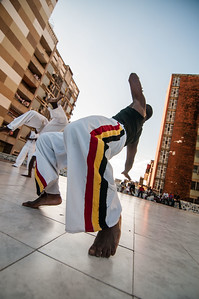 RE::Kapoeira in Beira