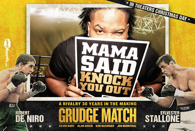 2013.12.17 Grudge Match Atlanta Premiere