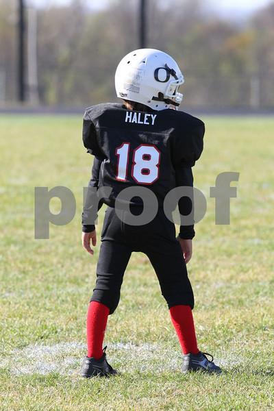 Third Grade-Odessa Black vs Harrisonville 10-16-10