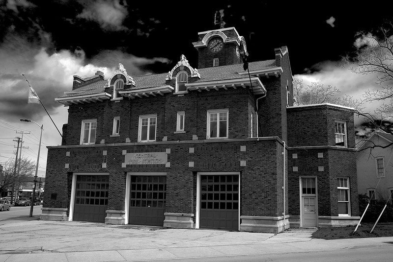 Old Central Fire Hall, Welland Ontario