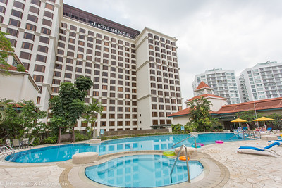 Hotel Jen Tanglin (Club King Room)