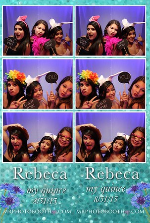Rebeca Quince | Aug. 31st 2013