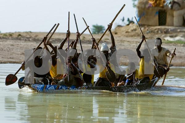 Mali fleuve Niger