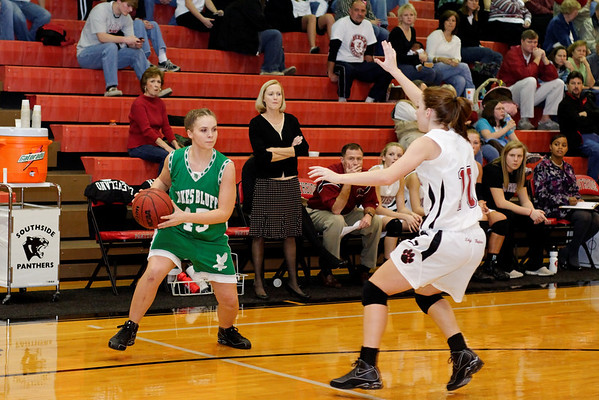 Hokes Bluff vs Southside, January 30, 2009