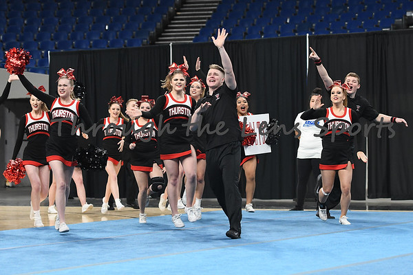State Cheerleading Afternoon Section 3