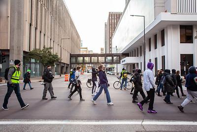 Not The Public's Media, Saint Paul, October 16