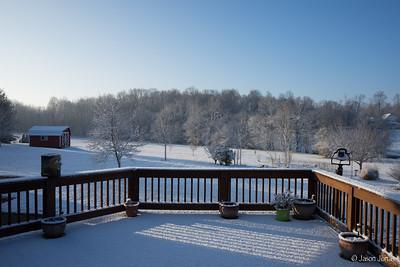 Winter Wonderland - January 24,  2015