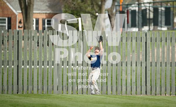4.11.2017 - Augustana Baseball at NCC