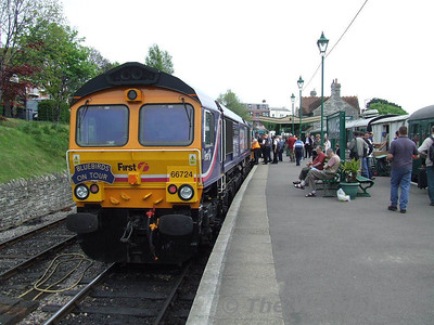 Swanage Diesel Gala - 9th to 11th May 2008