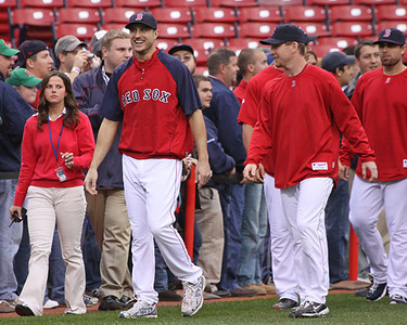 Red Sox, October 2, 2009