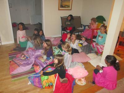 Zoe's 8th Birthday Party