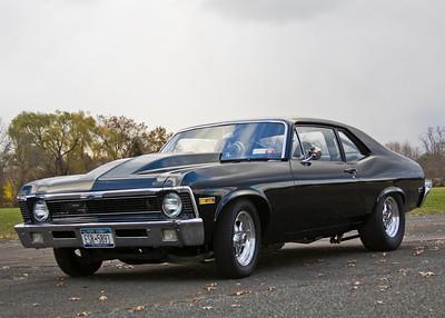 Ron's 1971 Nova