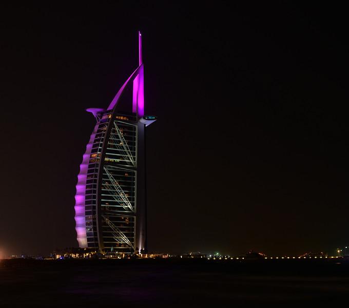 Buildings - Night