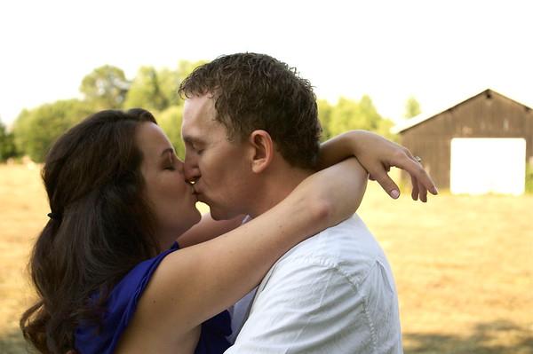 Rachel and Jamie Engaged