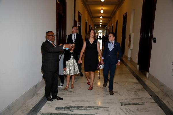 Senator Meeting In Washington DC