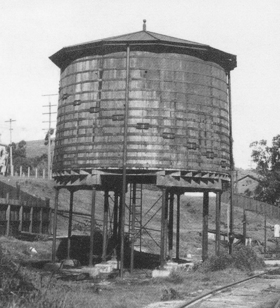 1918, Water Tank