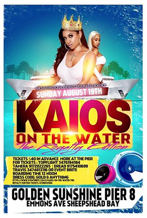 08/19/18 Kaios On The Water