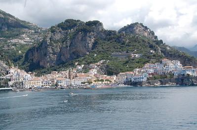 Day 2 - Amalfi coast (Italy)