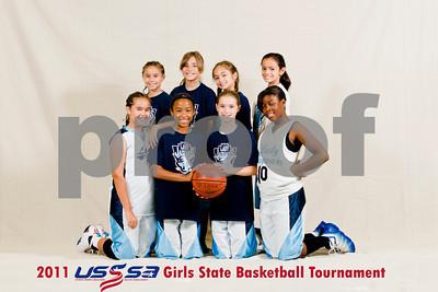 5P South FL Lady Jaguars Team Photos