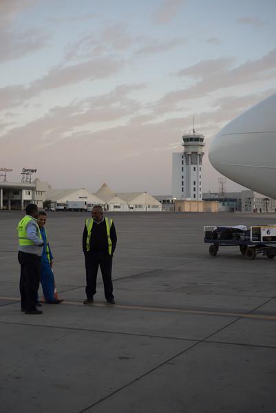Aeropuerto de Luxor