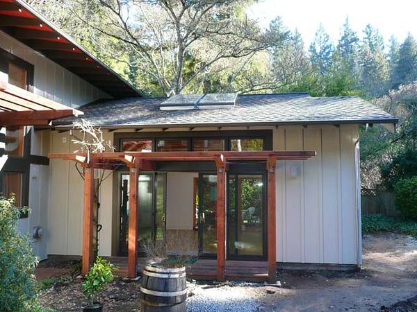 Wilson-Brito residence: addition