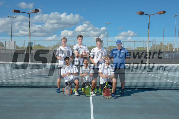 Varsity Tennis 3.7.19
