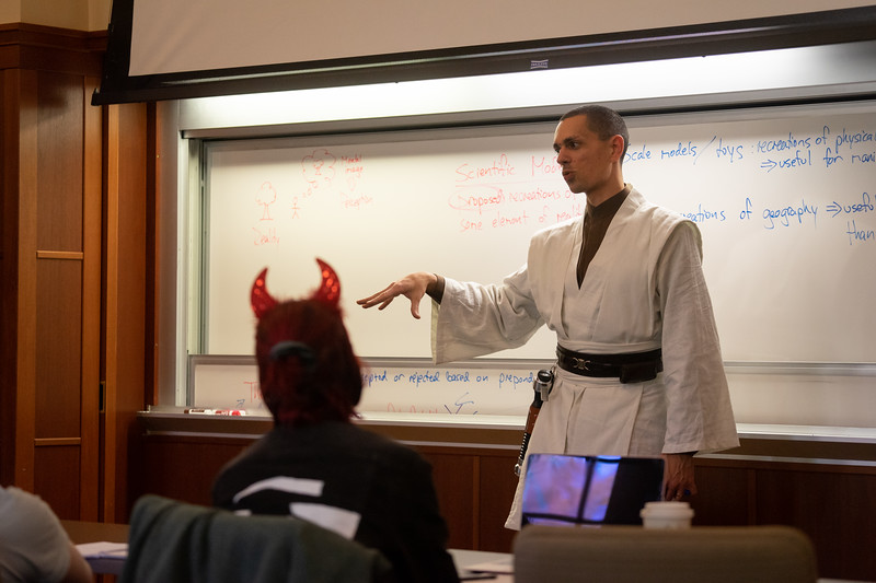 Leonard Finkelman Halloween Costume 2019