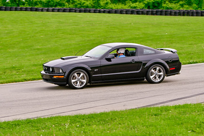 2019 SCCA May TNiA Novice Blk Mustang