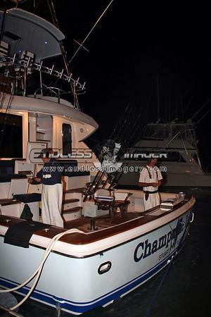 2011 El Pescado Billfish